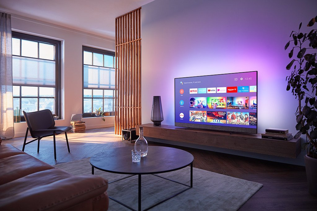 Televize a příslušenství