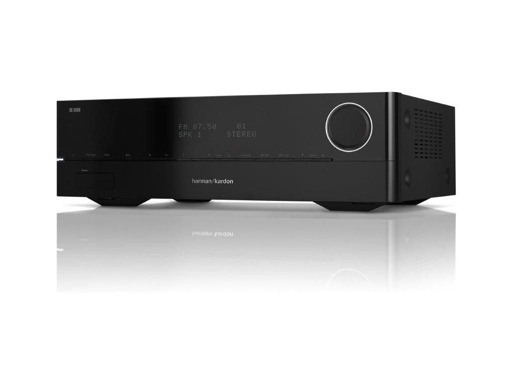 Kvalitní stereofonní síťový receiver 240 W, Wi-Fi, Bluetooth, Internetová rádia, analogové i digitální vstupy s převodníkem 24 bit/ 192 kHz Harman Kardon HK 3770