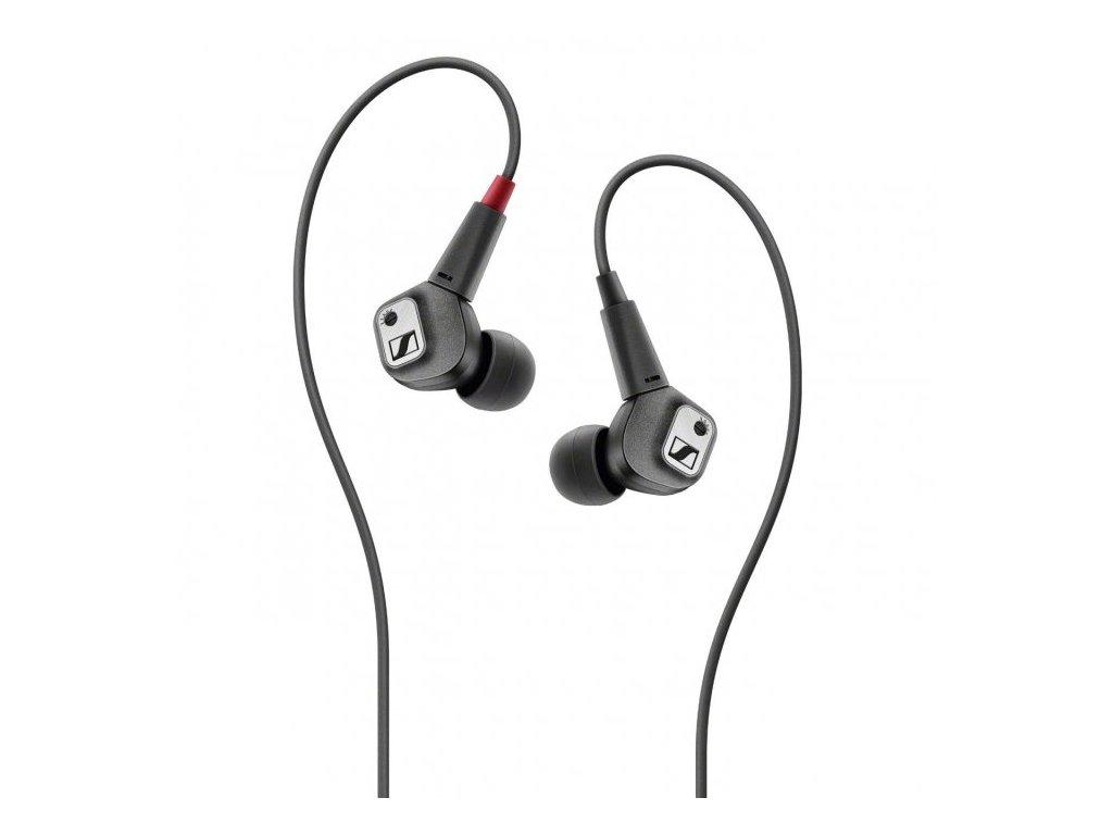 Kvalitní profesionální uzavřená sluchátka do uší Sennheiser IE 80 S