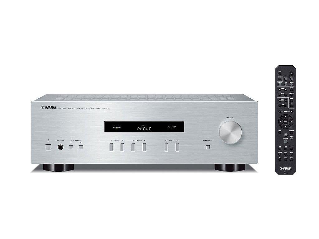 Kvalitní HIFI stereo zesilovač s maximálním výkonem 2x140W Yamaha A-S201