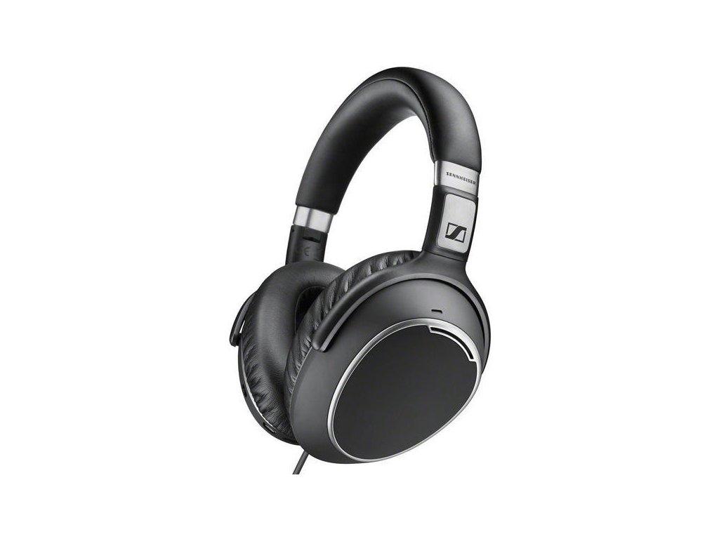 Kvalitní uzavřená dynamická stereo sluchátka s technologií NoiseGard a TalkThrough Sennheiser PXC 480