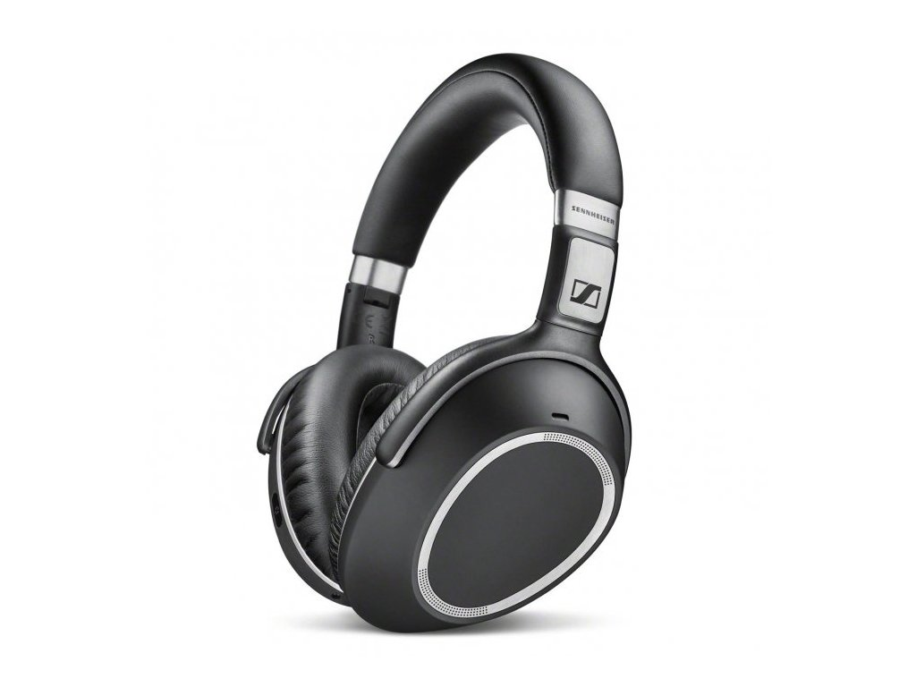 Kvalitní High-End cestovní bezdrátová Bluetooth sluchátka s funkcí NoiseGard a Talk Through Sennheiser PXC 550