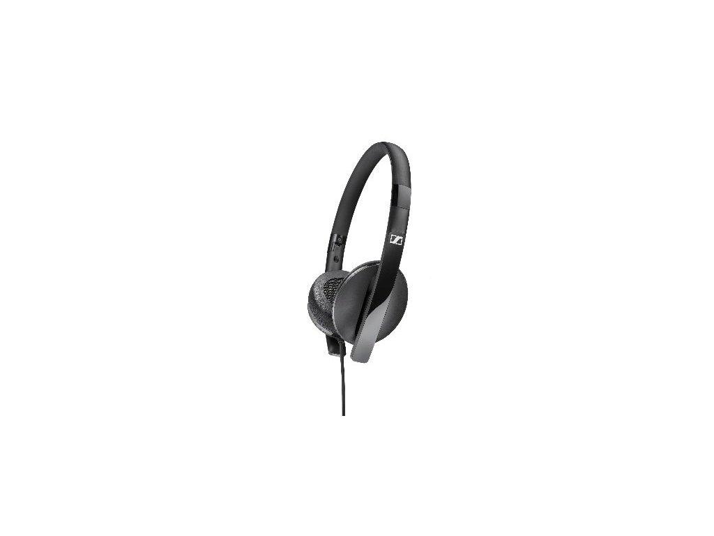 Kvalitní uzavřená a lehká dynamická sluchátka Sennheiser HD 2.20s