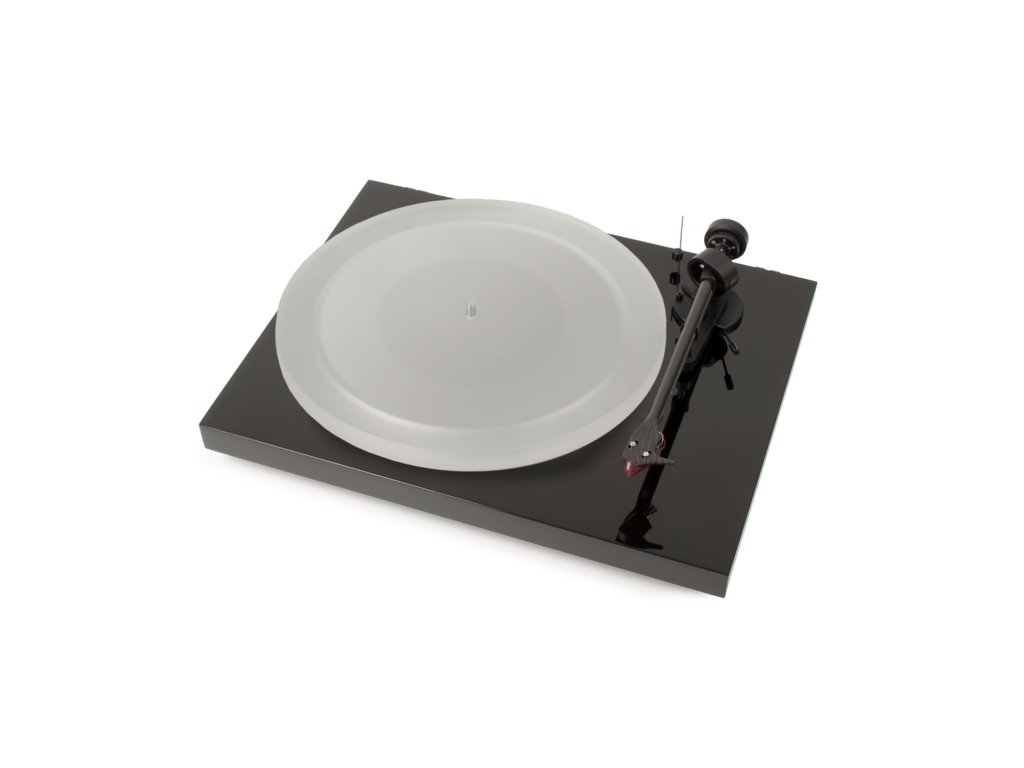 Kvalitní gramofon s akrylovým bezrezonančním talířem Pro-Ject Debut Carbon Esprit DC