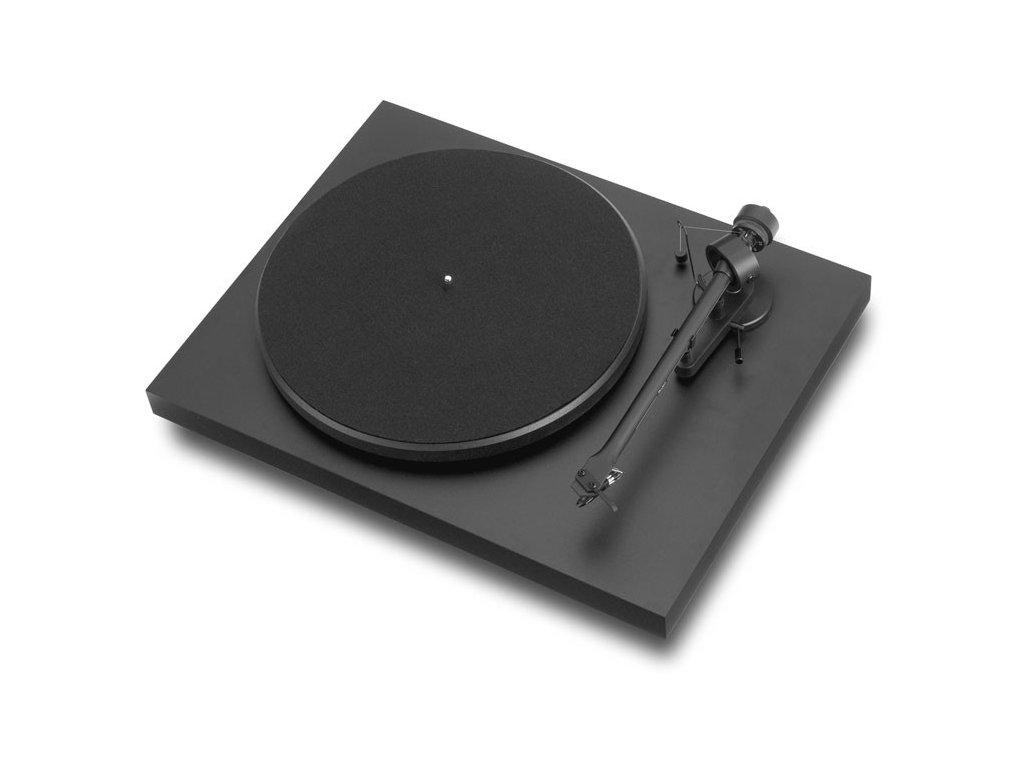 Kvalitní gramofon Pro-Ject Debut 3 DC+ OM5E