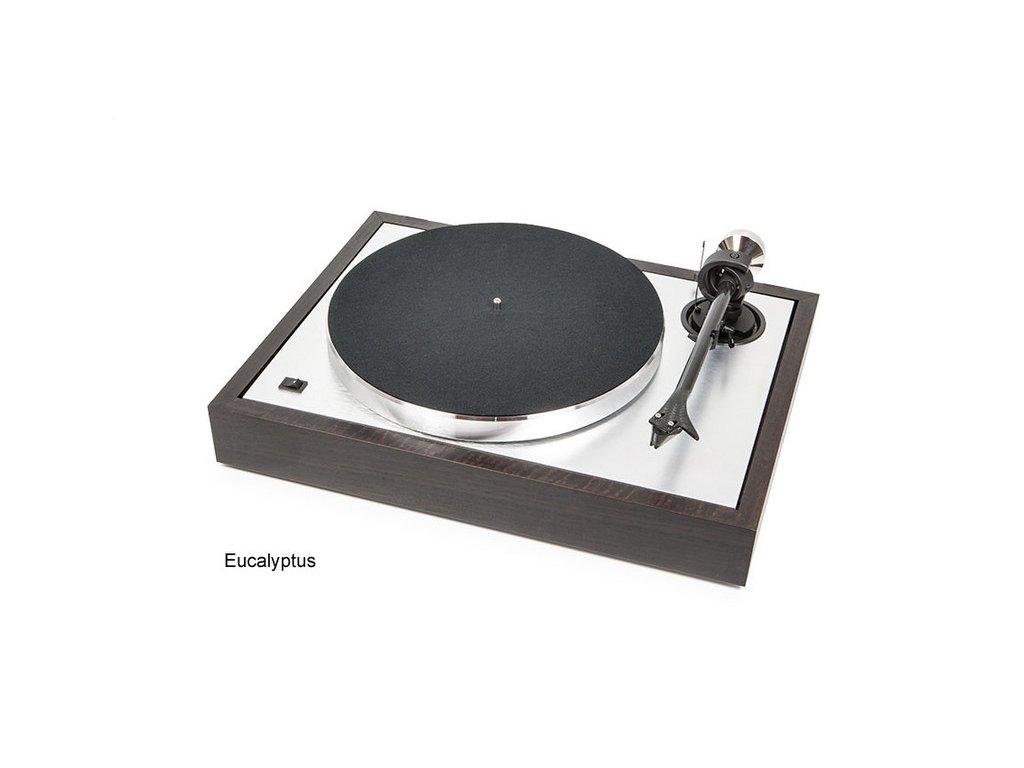 Kvalitní gramofon s řemínkovým pohonem Pro-ject The Classic 2M