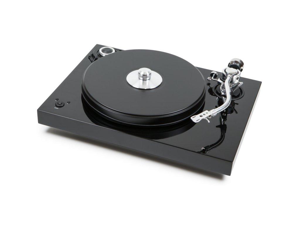 Kvalitní gramofon s ramenem ve tvaru S Pro-ject 2 Xperience SB S-Shape