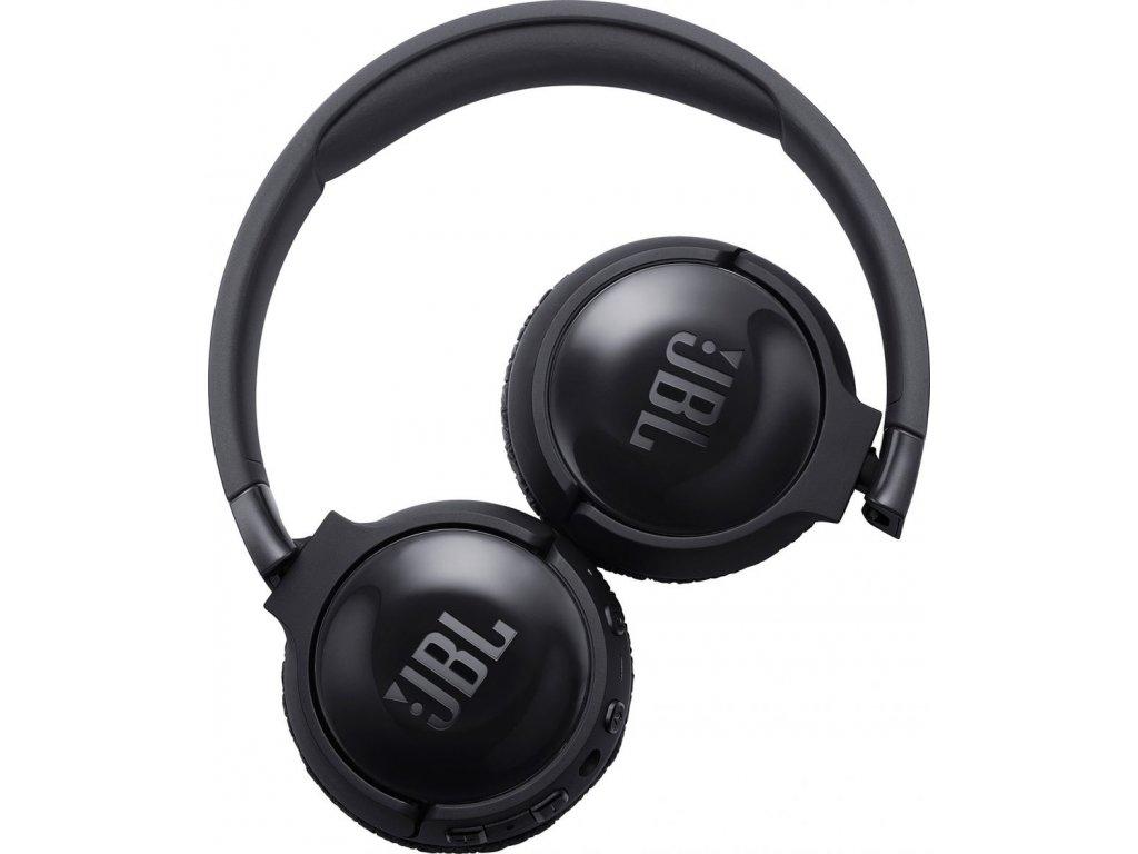 Kvalitní bezdrátová Bluetooth (4.1) uzavřená sklopná sluchátka JBL Tune600BTNC