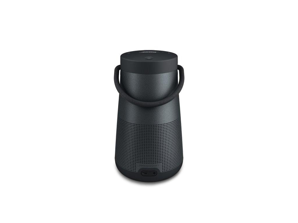 Kvalitní bezdrátový Bluetooth reproduktor produkující zvuk v úhlu 360° Bose SoundLink Revolve+ (Plus) Rozbaleno