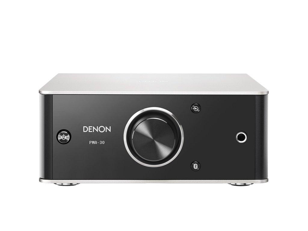 Kvalitní HiFi digitální integrovaný zesilovač Denon PMA-30