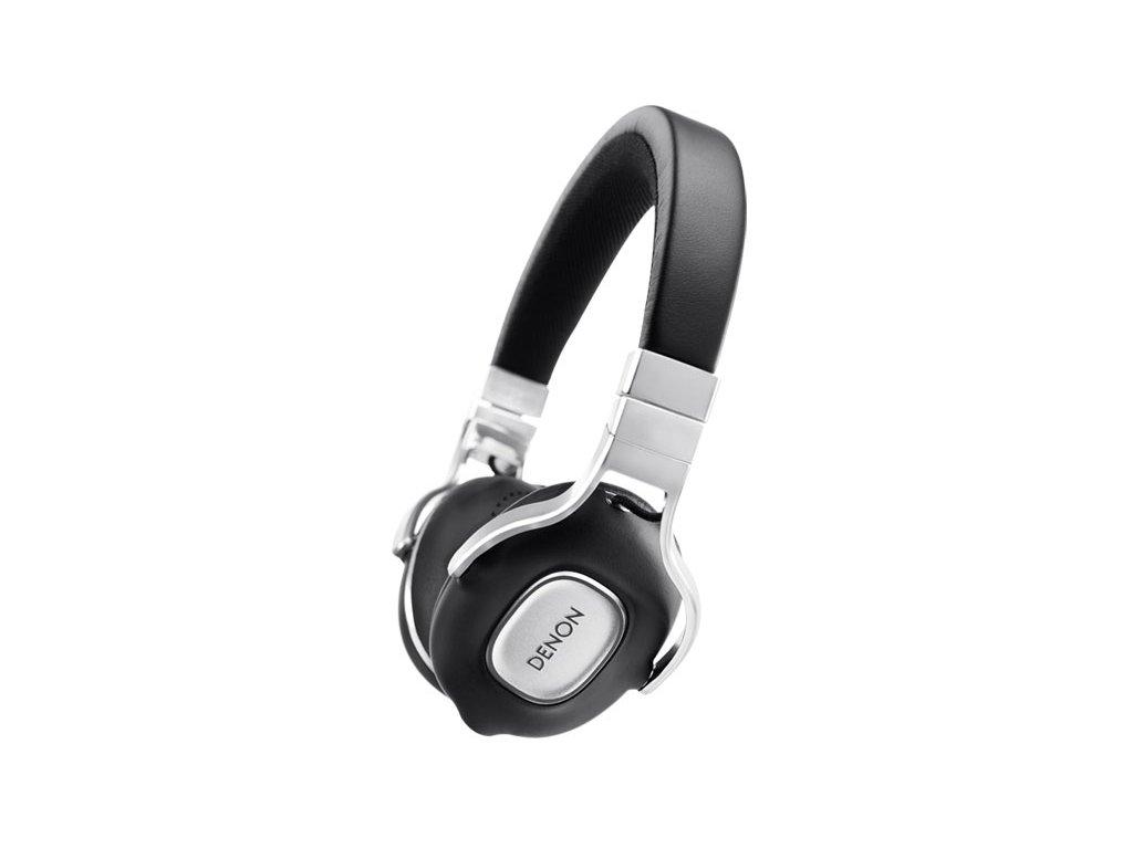 Kvalitní profesionálně navržená sluchátka s hlavovým mostem Denon AH-MM300