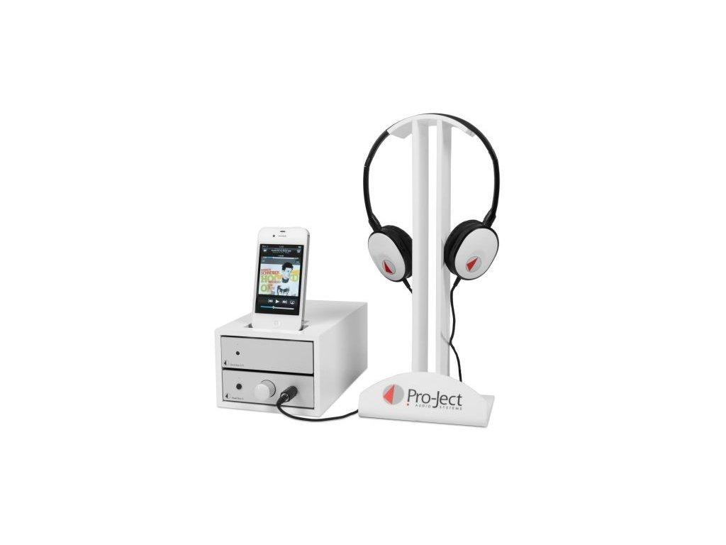 Kvalitní lehká stereo sluchátka Pro-Ject Hear It-2