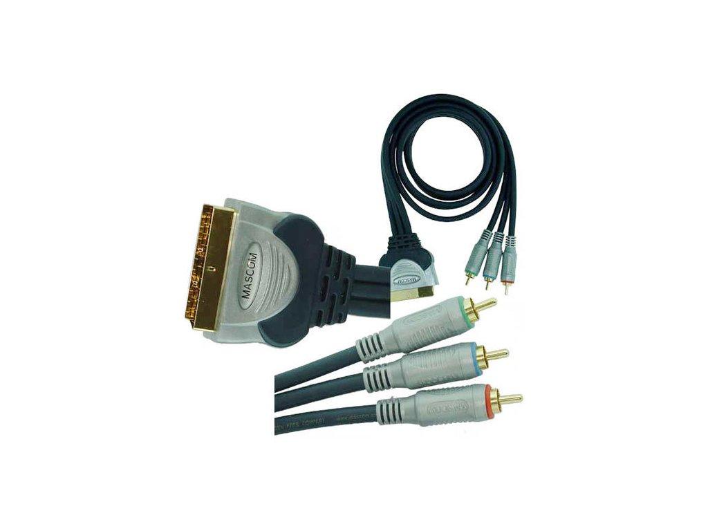SCART 3XRGB 3m.1