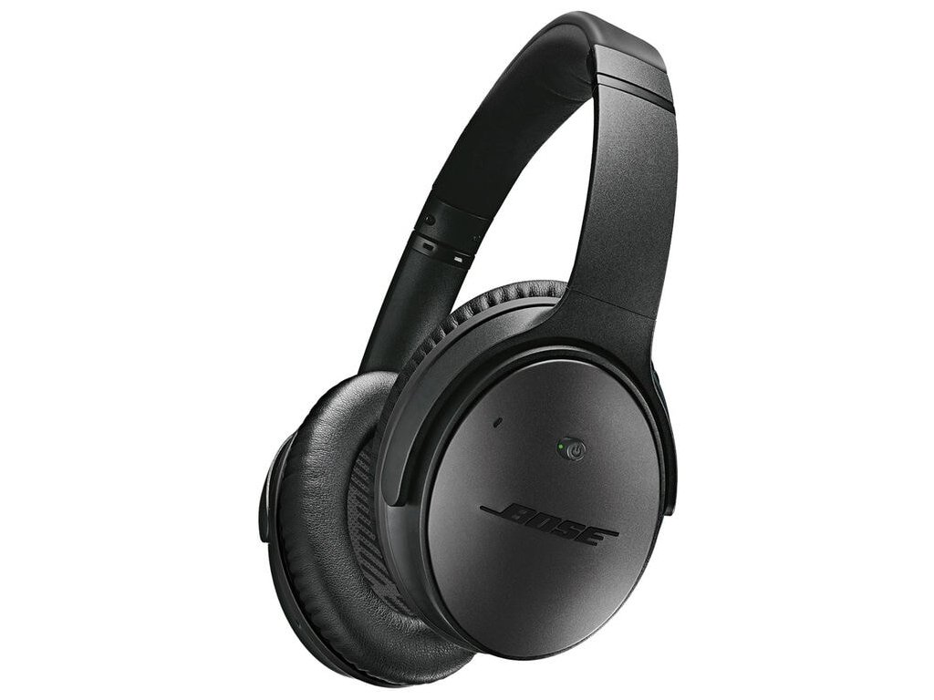 BOSE QuietComfort 25 Samsung Android Black