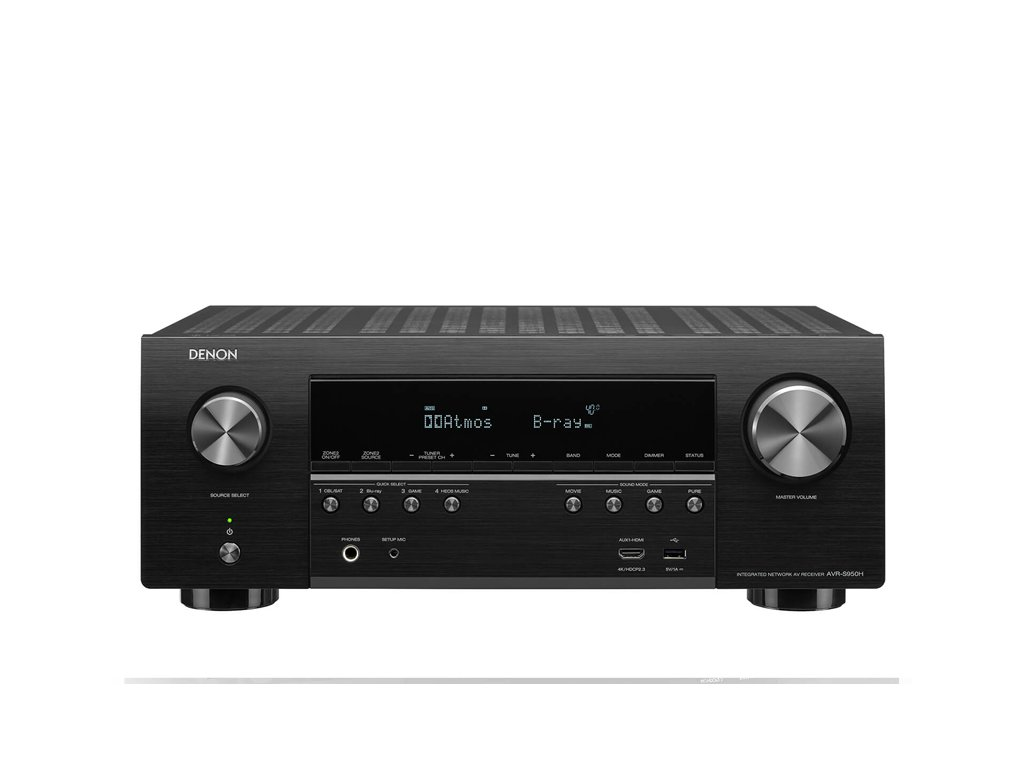 DENON AVR S950H 1