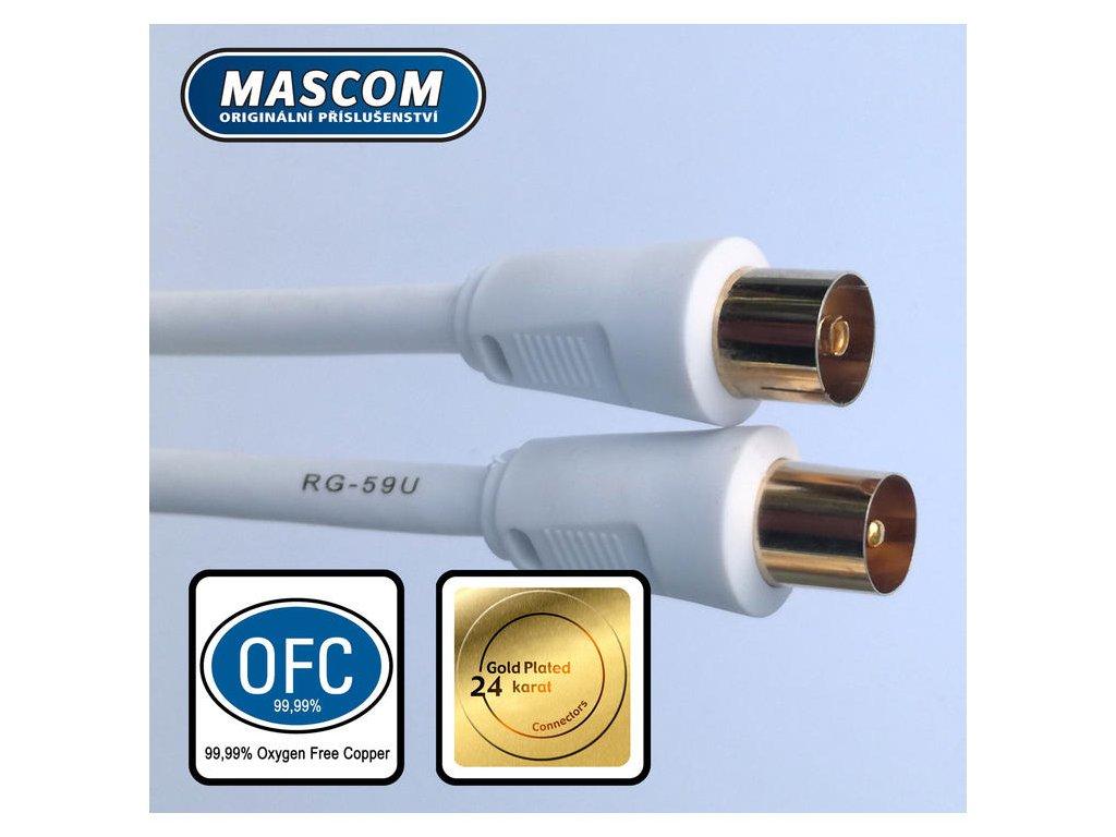 Mascom anténní kabel 1.5 m 7173-015