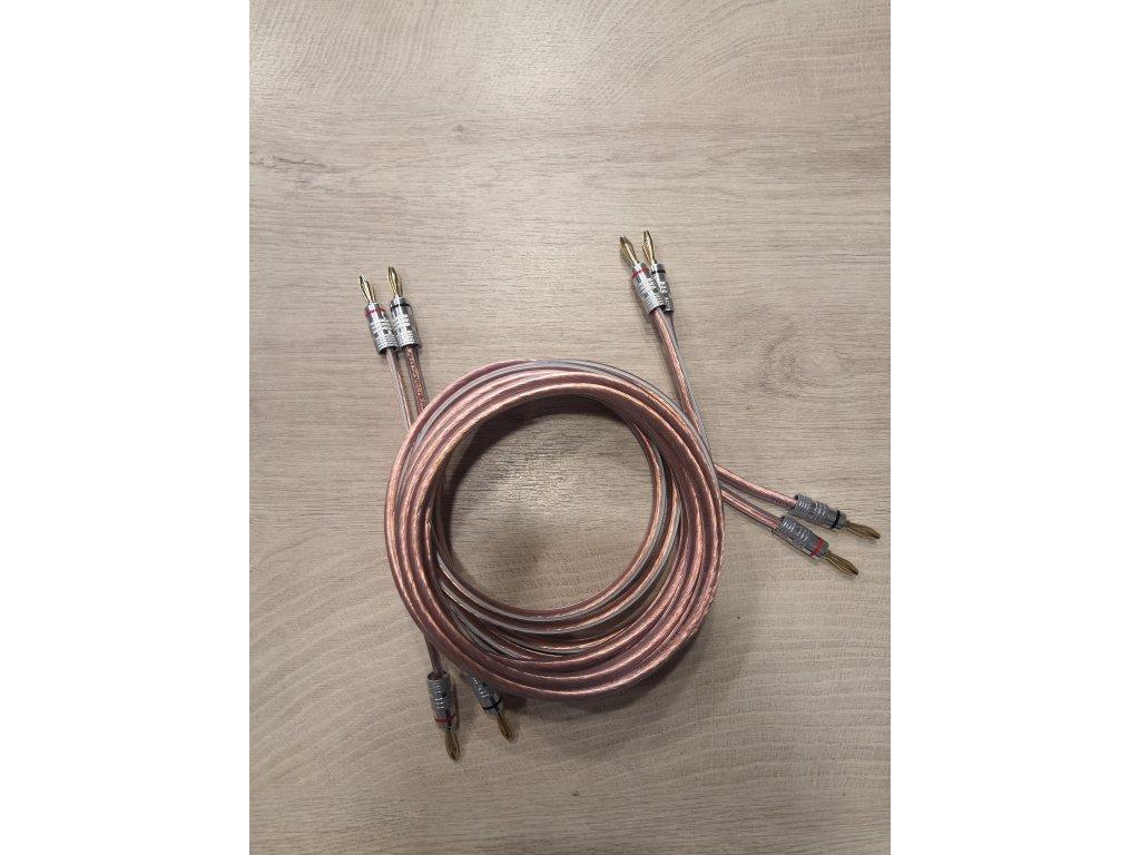 INAKUSTIK PREMIUM SPEAKER CABLE SET 2x 2,5mm²