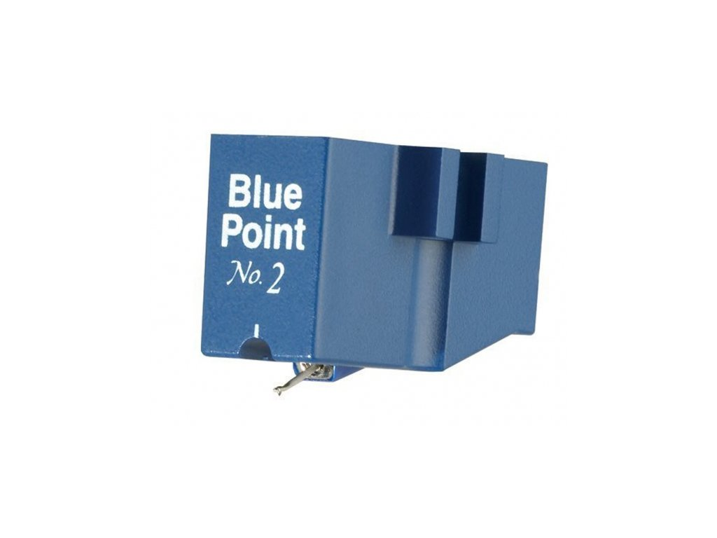 Blue point No.2.1