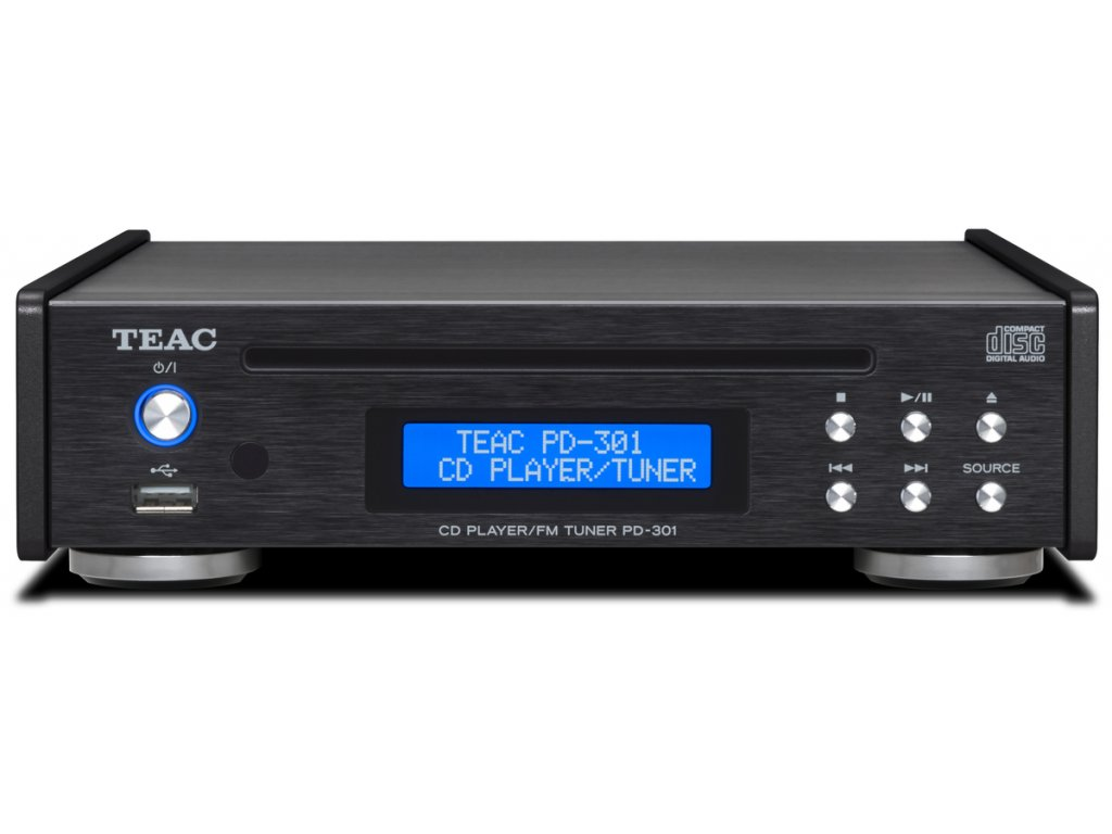 TEAC PD 301DAB X FRONT