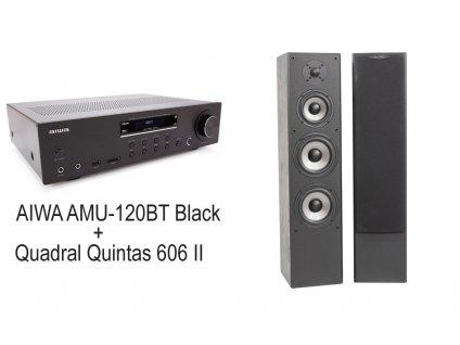 AMU 120BT BK.1+ Quadral Quintas 606 II.1