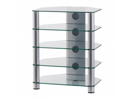Kvalitní praktický stolek pro HiFi komponenty Sonorous RX 2150