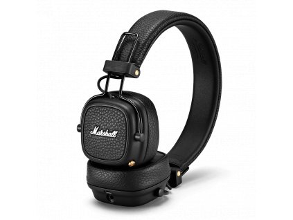 Kvalitní bezdrátová Bluetooth sluchátka s 40 mm měničem Marshall Major III Bluetooth