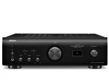 Kvalitní integrovaný zesilovač s režimem DAC pro vysoké rozlišení zvuku Denon PMA-1600NE