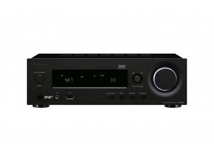 Kvalitní síťový hudební Hi-Fi přehrávač s podporou internetových rádií Onkyo R-N855
