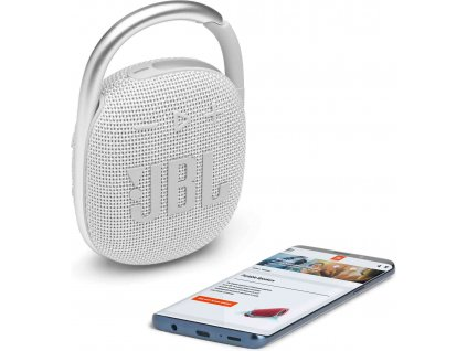 JBL Clip 4 White