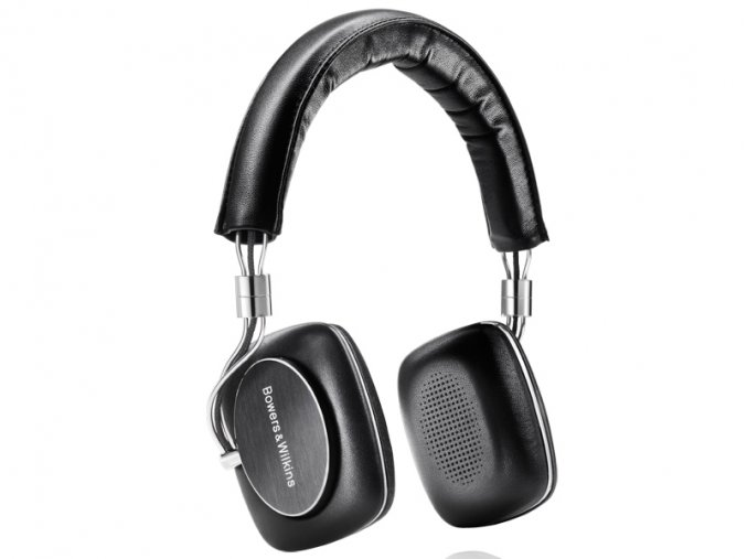 Kvalitní on-ear uzavřená sluchátka s pasivním odhlučněním Bowers & Wilkins P5 S2