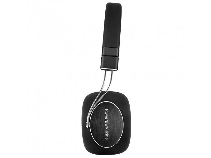 Kvalitní on-ear lehká uzavřená sluchátka s pasivním odhlučněním Bowers & Wilkins P3 Series 2