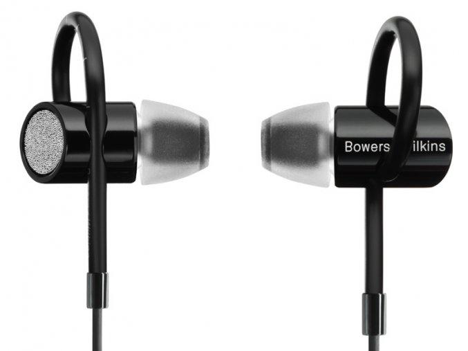 Kvalitní otevřená sluchátka do uší Bowers & Wilkins C5 Series 2