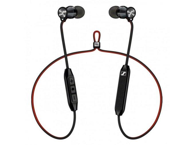 Kvalitní bezdrátová sluchátka do uší s mikrofónem Sennheiser Momentum Free