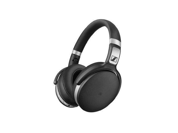 Kvalitní uzavřená bezdrátová Bluetooth sluchátka Sennheiser HD 4.50BTNC