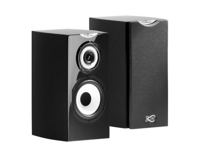Kvalitní 3-pásmová regálová reprosoutava s ozvučnicí bassreflex Cabasse MC 40 Minorca