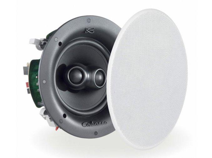 Kvalitní stereofoní reproduktor s dvojitou cívkou Cabasse Archipel ICPS 17