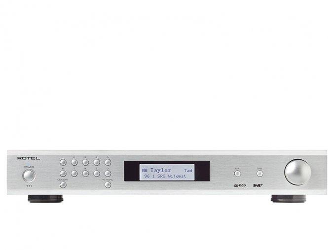 Kvalitní DAB+/FM tuner Rotel T 11