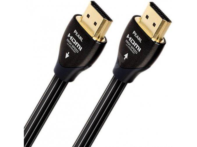 Kvalitní vysokorychlostní high-endový HDMI - HDMI kabel Audioquest Pearl HDMI
