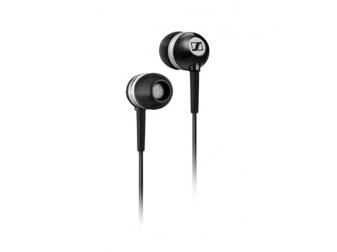 Kvalitní lehká sluchátka do uší s pasivním tlumením okolního hluku Sennheiser CX 300-II Precision