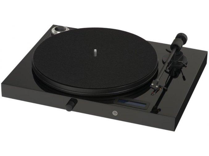 Kvalitní gramofon s phono předzesilovačem a Bluetooth přijímačem Pro-Ject Juke Box E