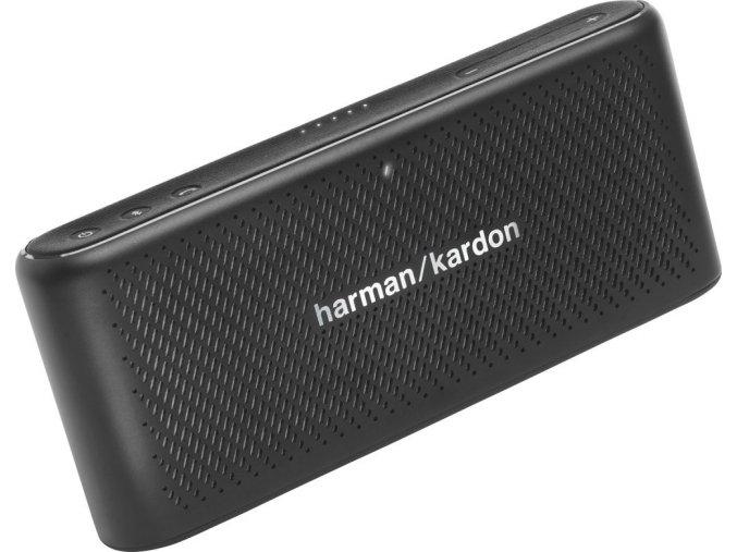 Kvalitní přenosný Bluetooth reproduktor s elegantním hliníkovým designem a kvalitním zvukem Harman Kardon Traveler