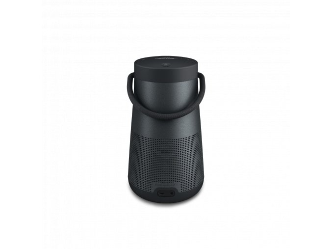 Kvalitní bezdrátový voděodolný Bluetooth reproduktor produkující zvuk v úhlu 360° Bose SoundLink Revolve+ (Plus)