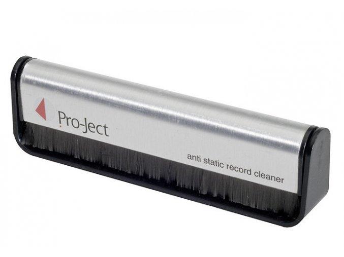 Kvalitní uhlíkový (karbonový) kartáček na čištění LP desek Pro-Ject BRUSH IT