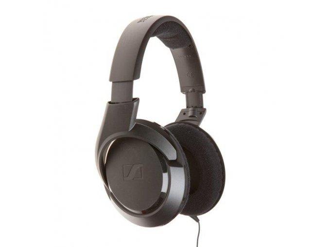 Kvalitní stereofonní lehká uzavřená sluchátka Sennheiser HD 419