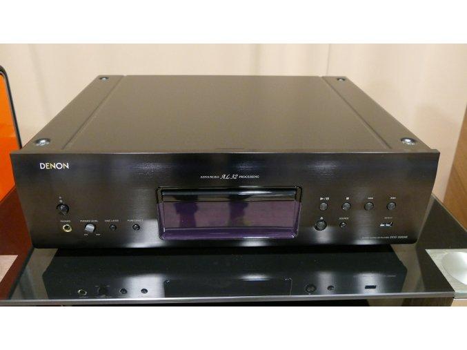 Kvalitní dvoukanálový CD/SACD přehrávač Denon DCD-1520AE