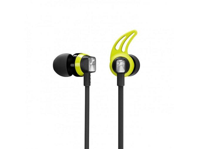 Kvalitní bezdrátová sportovní sluchátka do uší s vynikajícím zvukem a technologií přenosu Bluetooth 4.2 Sennheiser CX Sport