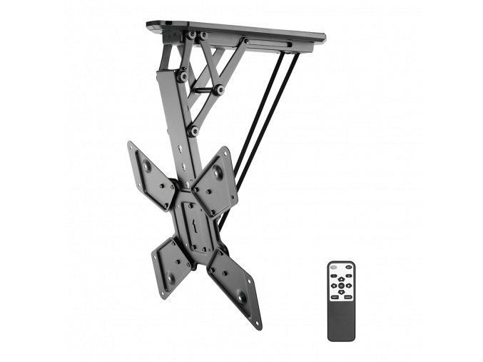 Kvalitní motorický stropní držák na televizory Stell SHO 8100