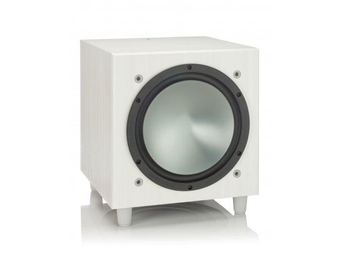 Kvalitní aktivní subwoofer se zesilovačem třídy D (uzavřená konstrukce) Monitor Audio Bronze W10