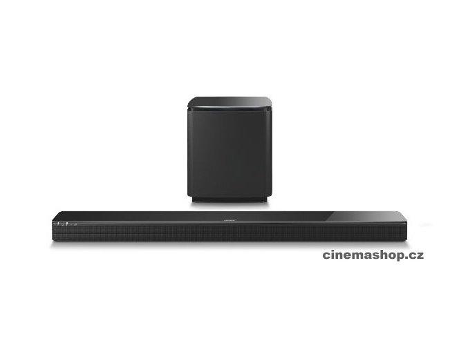 Prémiový zvukový bezdrátový panel soundbar s vynikajícím prostorovým zvukem Bose SoundTouch 300