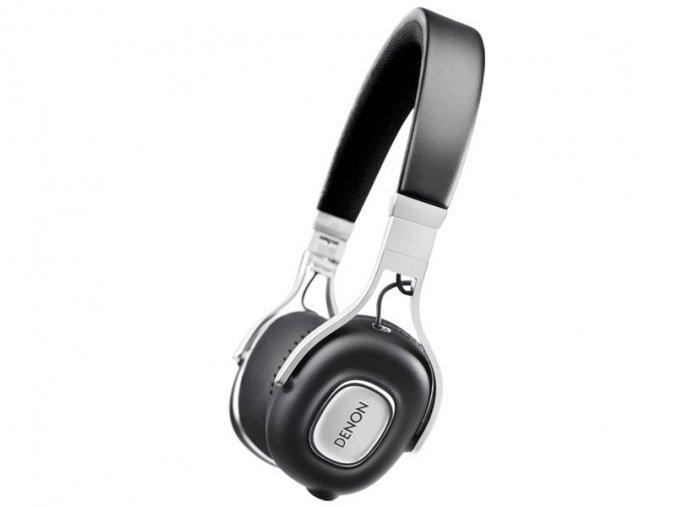 Kvalitní lehká sluchátka s hlavovým mostem Denon AH-MM200